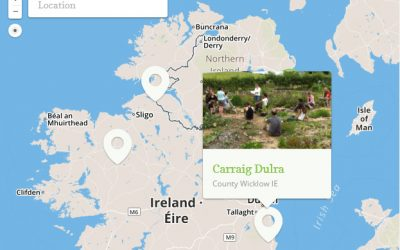 Mapping permaculture across Ireland